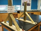 Angry Birds Projectile Motion Lab