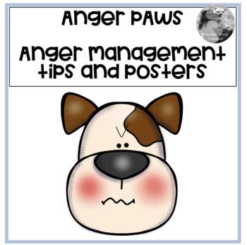 Angry Paws - Editable