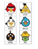 """Angry VERBS"" Activity Packet Part Two"