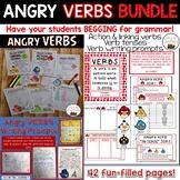 Angry VERBS Bundle