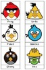 Angry VERBS Activity Bundle