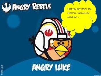 Angry Verbs