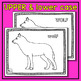 Animal A to Z Coloring Sheets - An Animal Literacy Center