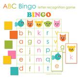 Animal ABC Bingo
