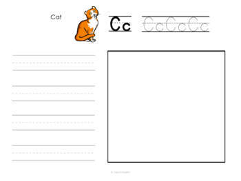 Free Animal ABC Book - Fun Literacy Activity for Zoo Theme