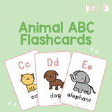 Animal ABC Flashcards