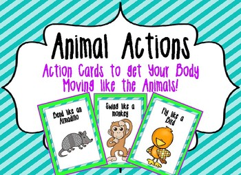 Animal Actions