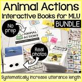 Animal Actions - Increasing MLU BUNDLE