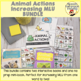 Animal Actions - Increasing MLU BUNDLE