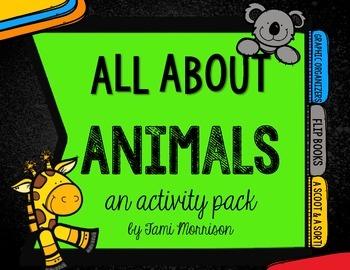 Animal Activity Pack