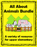 Animal Adaptation Bundle