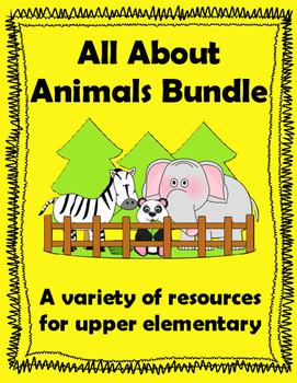 Animal Adaptation Bundle