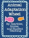 Animal Adaptation Wheel