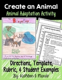 Animal Adaptations Activity: Create an Animal