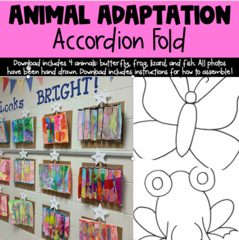 Animal Adaptations Art