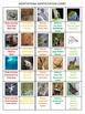 Animal Adaptations Dominoes