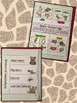 Animal Adaptations Interactive Notebook