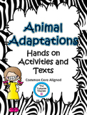 Animal Adaptations {Mimicry, Migration, Hibernation} Activ