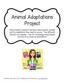 Animal Adaptations Mini-Project