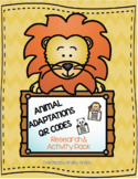 Animal Adaptations QR Codes