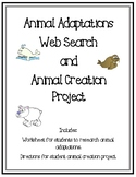 Animal Adaptations Research and Project