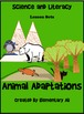 Animal Adaptations- Science and Literacy Lesson Set (STAAR
