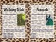 Task Cards: Animal Adaptations
