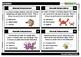Animal Adaptations Task Cards