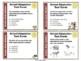 Animal Adaptations Task Cards - Set of 32 Science Brain Builders