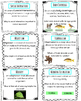Animal Adaptations Vocabulary Cards