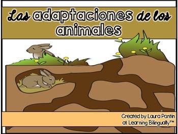 Animal Adaptations in Spanish