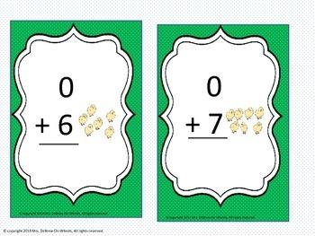 Addition Flashcards (6-9)