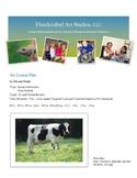 Animal Adventures Art Lesson Plan Farm Animals