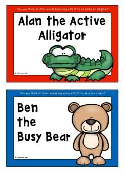 Animal Alliterations
