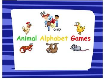 Animal Alpha-Activites