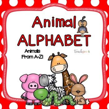 Animal Alphabet!