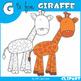 Animal Alphabet ABC Clip Art Bundle