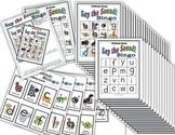 Animal Alphabet Bingo - FUNetic Farm Phonics for Early Literacy