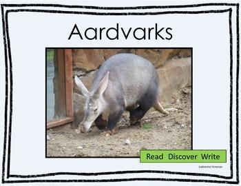 Animal Alphabet Books