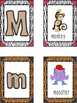 Animal Alphabet Cards (Printed) from Nita Marie's Classroom Creations