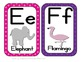 Animal Alphabet Cards/Posters, A through Z with Animals--C