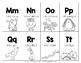 Animal Alphabet Mini  Flash Card Set
