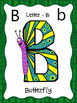 Animal Alphabet Posters  - $4  less then 14 cents a page, 2 different fonts