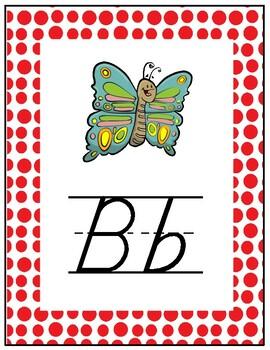 Animal Alphabet Posters