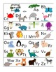 Animal Alphabet Sound Chart