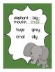 Animal Analogies Class Activity