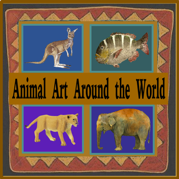 Animal Art Around The World