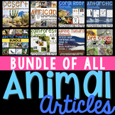 Animal Articles Growing BUNDLE