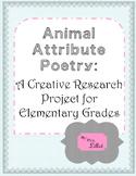 Animal Research Poem