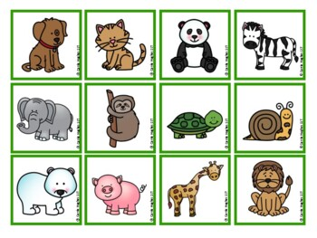 Animal Attributes and Categories